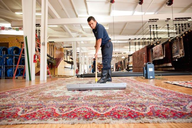 rug clenaing raleigh