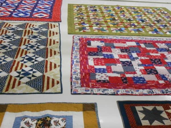 veteran quilts