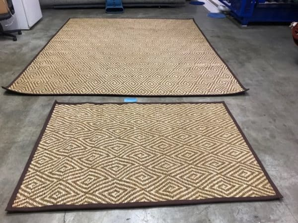 sisal rug after resize