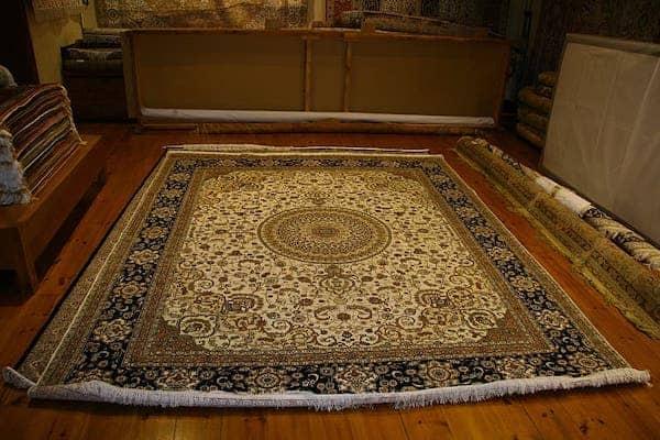 oriental rug repair, Oriental rug fringe repair, Oriental rug cleaning